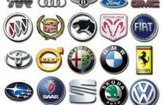 Информативность автомобильных логотипов