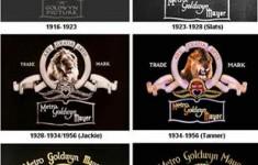 История логотипа Metro Goldwyn Mayer (Лев Лео)