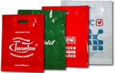 Логотипы на полиэтиленовых пакетах