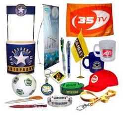Сувенирная продукция с логотипом компании
