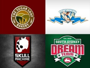 Разновидности логотипов